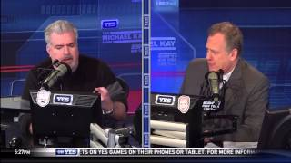 Michael Kay and Don La Greca discussing deflategate