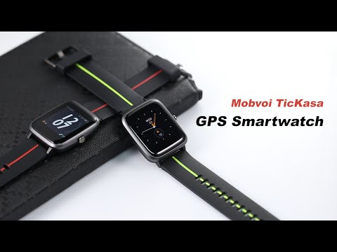 Mobvoi TicKasa Vibrant Smartwatch-Gearbest.com