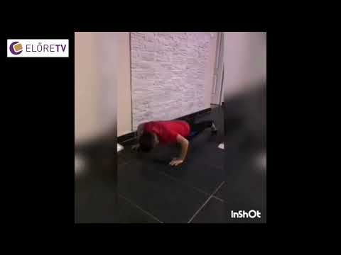 #15 Home Training - Bozsányi Norbert (U10)