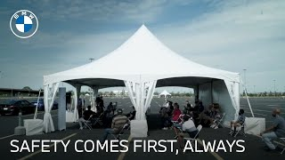 homepage tile video photo for The New (Socially Distant) Era of BMW Ultimate Driving | BMW USA