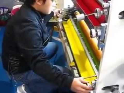 IMA - CY 850 4 máquina de impressão papel copo descartavel
