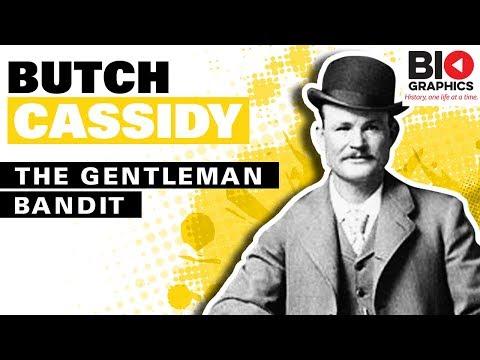 Butch Cassidy: The Gentleman Bandit
