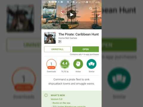 How to Hack/Mod The Pirates: Caribbean Hunt latest version