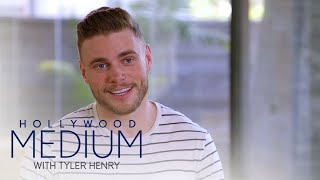 """Hollywood Medium with Tyler Henry\"" Reading with Olympian Gus Kenworthy 