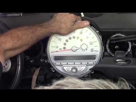 2007 R56 Mini Cooper S Radio Swap