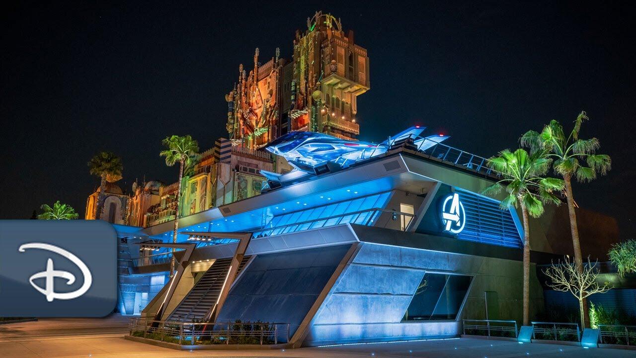 Take a Look Inside Avengers Campus at Disneyland Resort - Nerdist