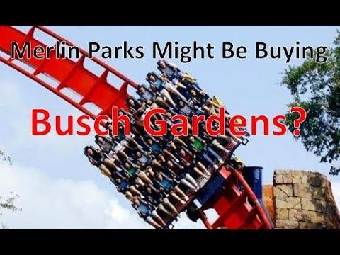 Merlin Entertainment Interested In Buying Busch Gardens