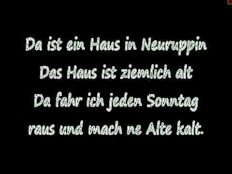 K.I.Z - Neuruppin HighQuality + Lyrics