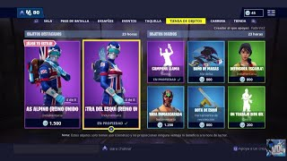 "*THE SKINS ""ALPINISTS"" ARE BACK* FORTNITE 18/12/2018 DAILY STORE"