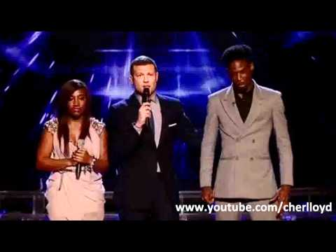 X Factor Live Show Week 3: The Results (Full Version) X Factor 2010 HQ/HD