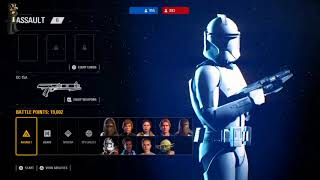 Star Wars BattleFront 2: 999 Clone Troopers VS 999 Droids!!! (No Commentary)