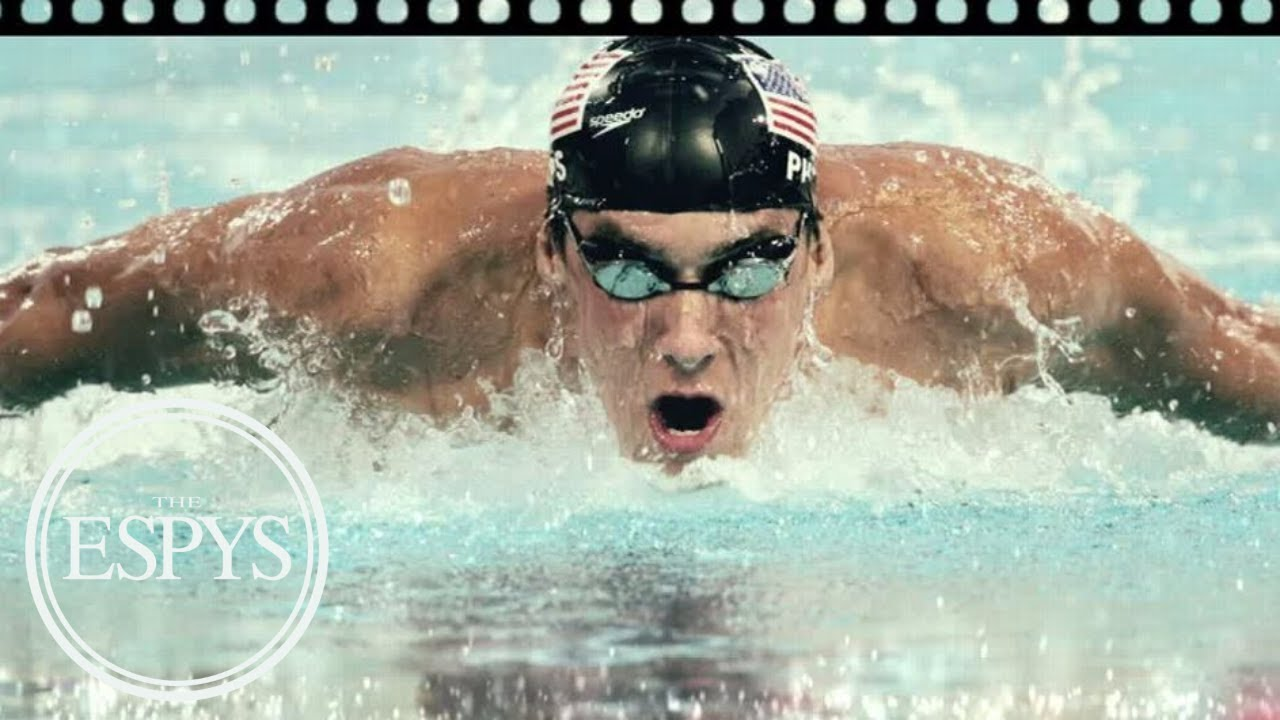 Michael Phelps Is The Most Decorated Olympian Of All Time The Espys Espn