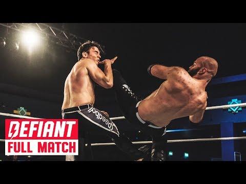 Mike Bailey vs. Drake Defiant Wrestling 3