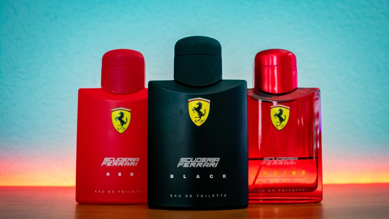 They make Ferrari Cologne?!? , Review