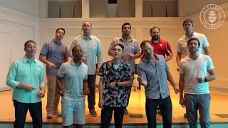 "Straight No Chaser featuring Alex Angelo - ""Africa"" - Green Room Sessions Episode 7"