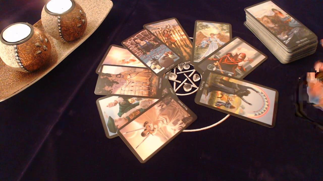 BERBEC Citire Tarot sapt.11-17 Ianuarie 2021