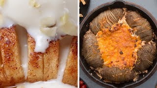 Hasselback Isn't A Hassle! Master The Technique With These Recipes