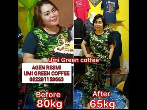 UMI GREEN COFFEE NYATA (WA : 082291158663) - YouTube