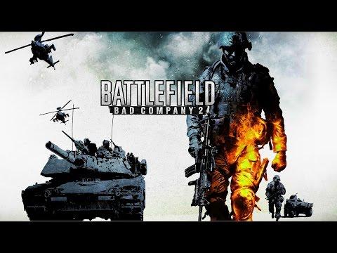 BATTLEFIELD BAD COMPANY 2 Full Gameplay Walkthrough (1080p) - No Commentary