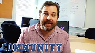 Dan Harmon's Original Vision For Community | Community