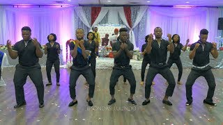Best Congolese Bridal Team Freestyle | Werrason Double Zénith