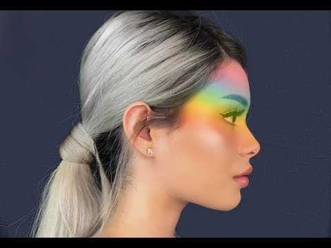 Ariana Grande NTLTC Inspired Make Up Look