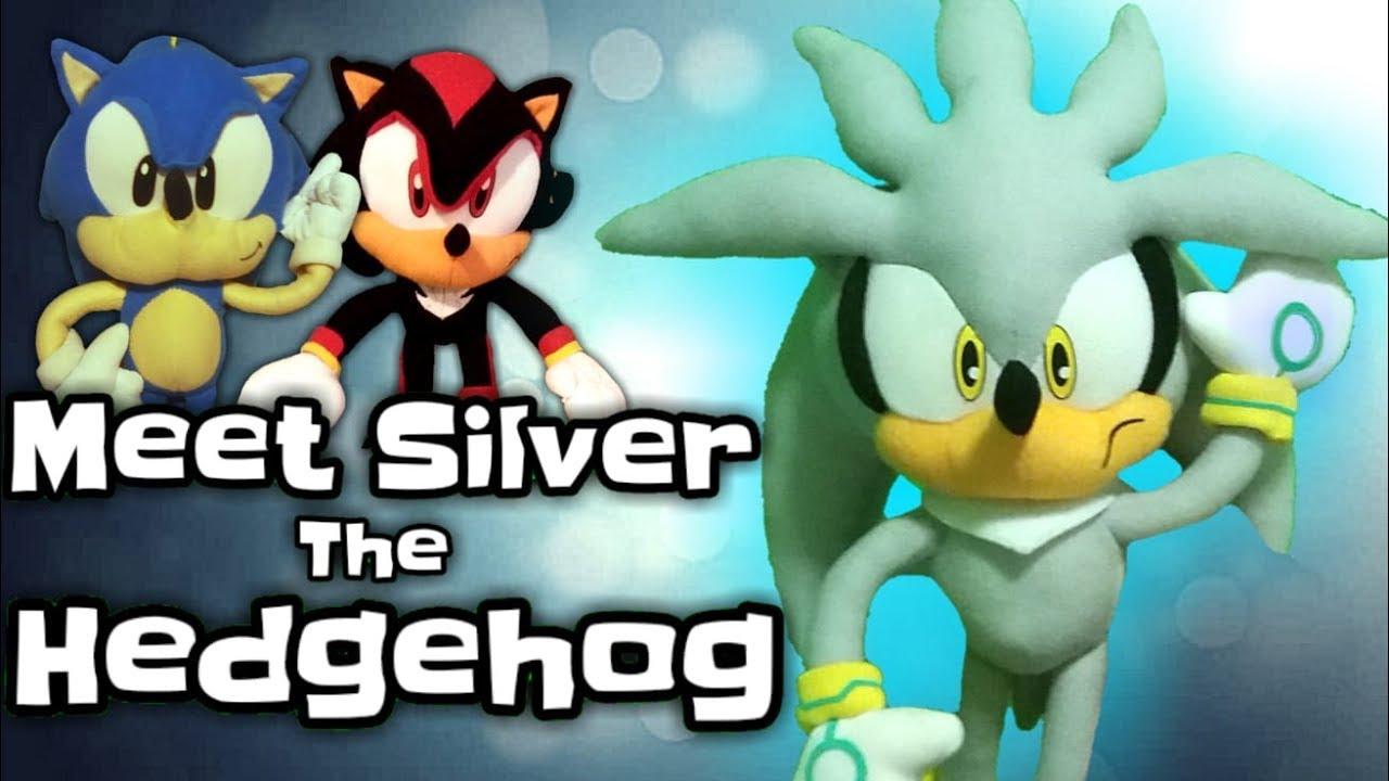 Meet Silver The Hedgehog!