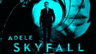 Αdele - Skyfall James Bond 007  Theme(Audio)