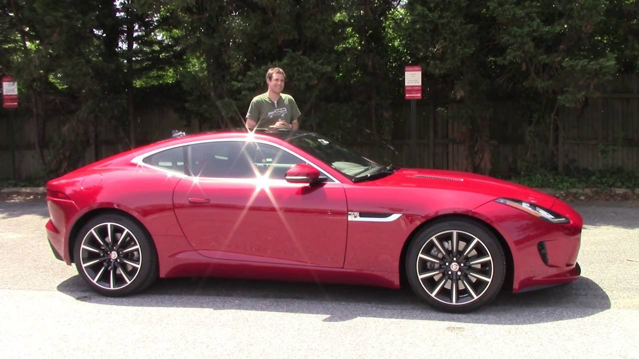 Here's What I Think of the MANUAL Jaguar F-Type