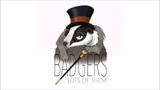 Badgers... Lots Of Them - Live Medley