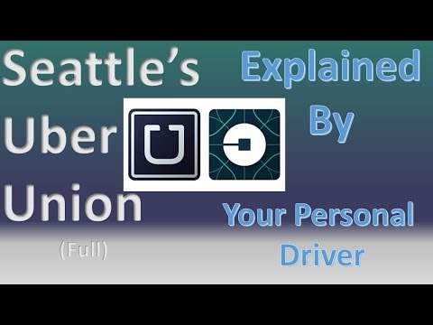 Does Seattle Have an Uber Union?  Explained