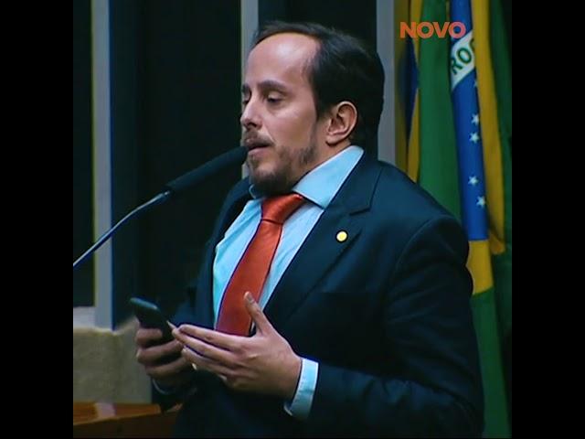 Agradeço a minha e a equipe de cada gabinete da nossa bancada do NOVO na Câmara | Paulo Ganime