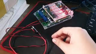 6주차 전자회로 및 실습 (아두이노 계측기 사용 테스트…
