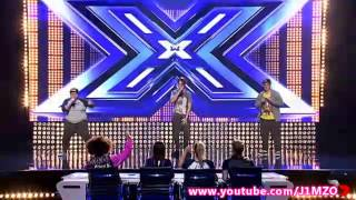 3-NO - The X Factor Australia 2014 - AUDITION [FULL]