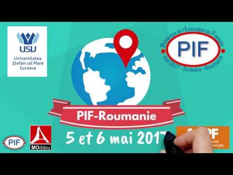PIF - Printemps de l'Innovation du Français
