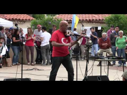 House of Turkey Excerpt from The Ethnic Food Fair, May 29, 2016