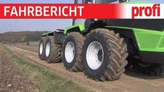 Deutz-Fahr Agro XXL (HD)