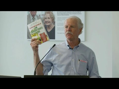 Dr. Stephen Phinney - 'Recent Developments in LCHF and Nutritional Ketosis' (Part 1)