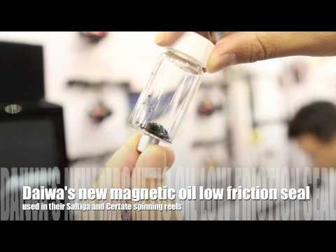 TackleTour Video - Daiwa Magnetic Oil