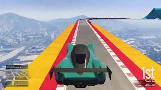 GTA Online Summer Stunt Races 2X Money and RP