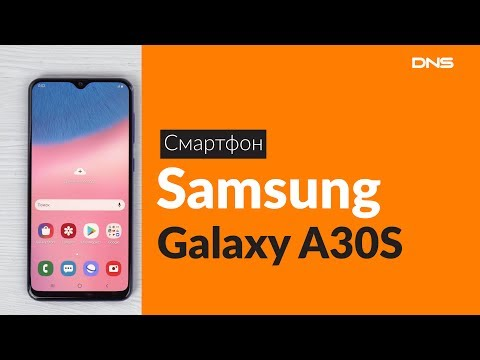 Распаковка смартфона Samsung Galaxy A30S / Unboxing Samsung Galaxy A30S