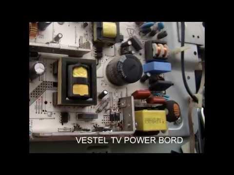 17PW26-3 VESTEL POWER BORD 80 tl