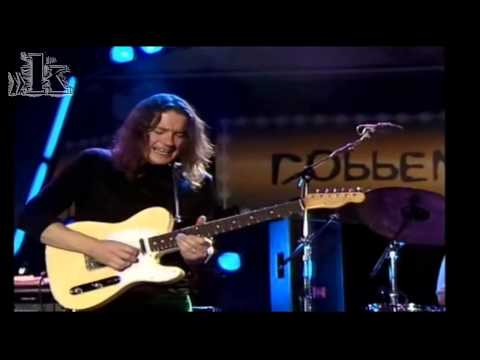 Robben Ford The Champ Live In Concert Ohne Filter 1997