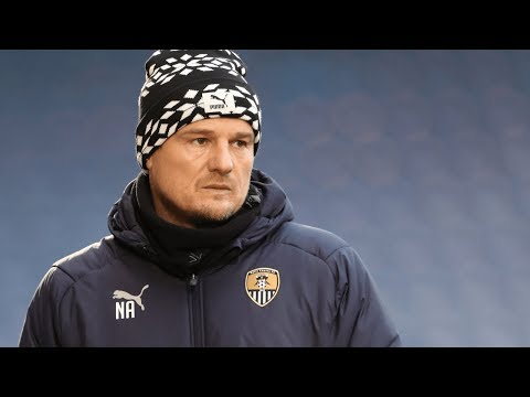 Post-Colchester: Neal Ardley
