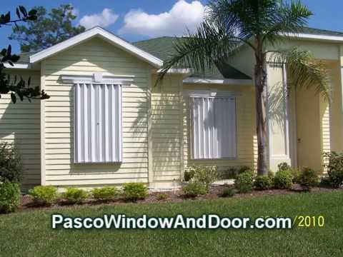 Hurricane Shutter Repair Window Door Service New Port