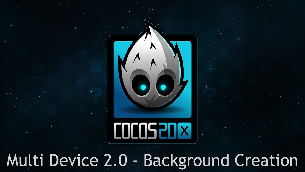 Cocos2d x multi device 2 0 background creation