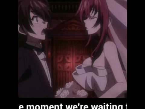 Highschool dxd rias and issei