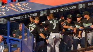 Marlins score seven in 1st against Mets in 2007 finale
