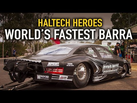 World's Fastest Barra - Haltech Heroes Jamboree Special