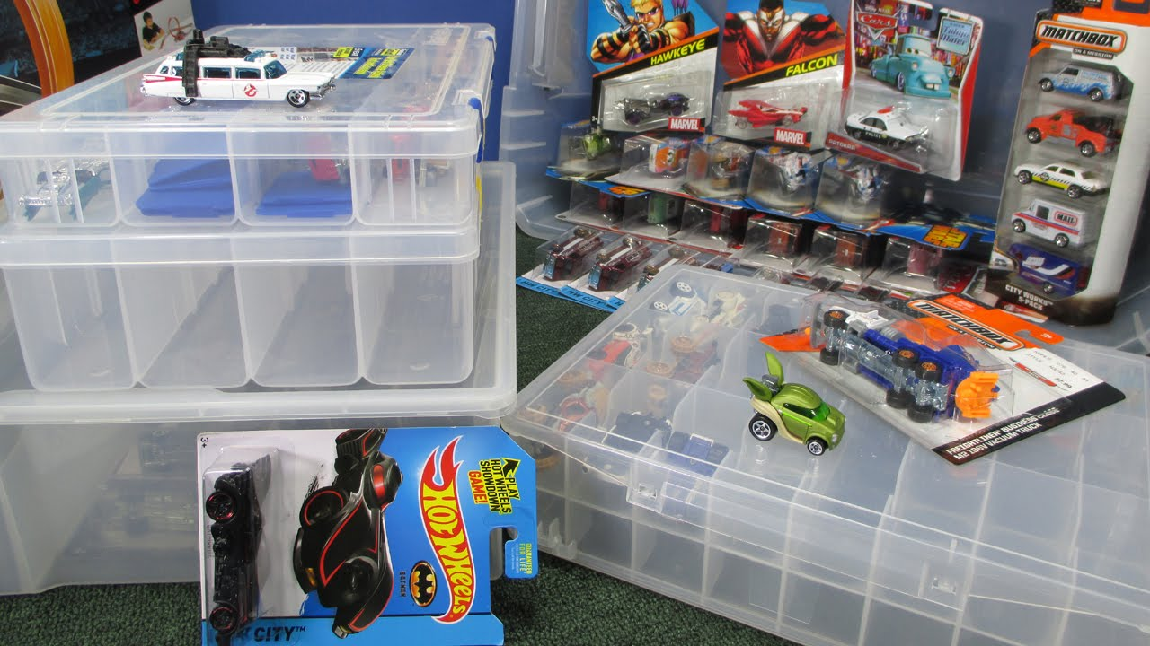 Hunting Pickups And Plastic Storage Container Solutions YouTube